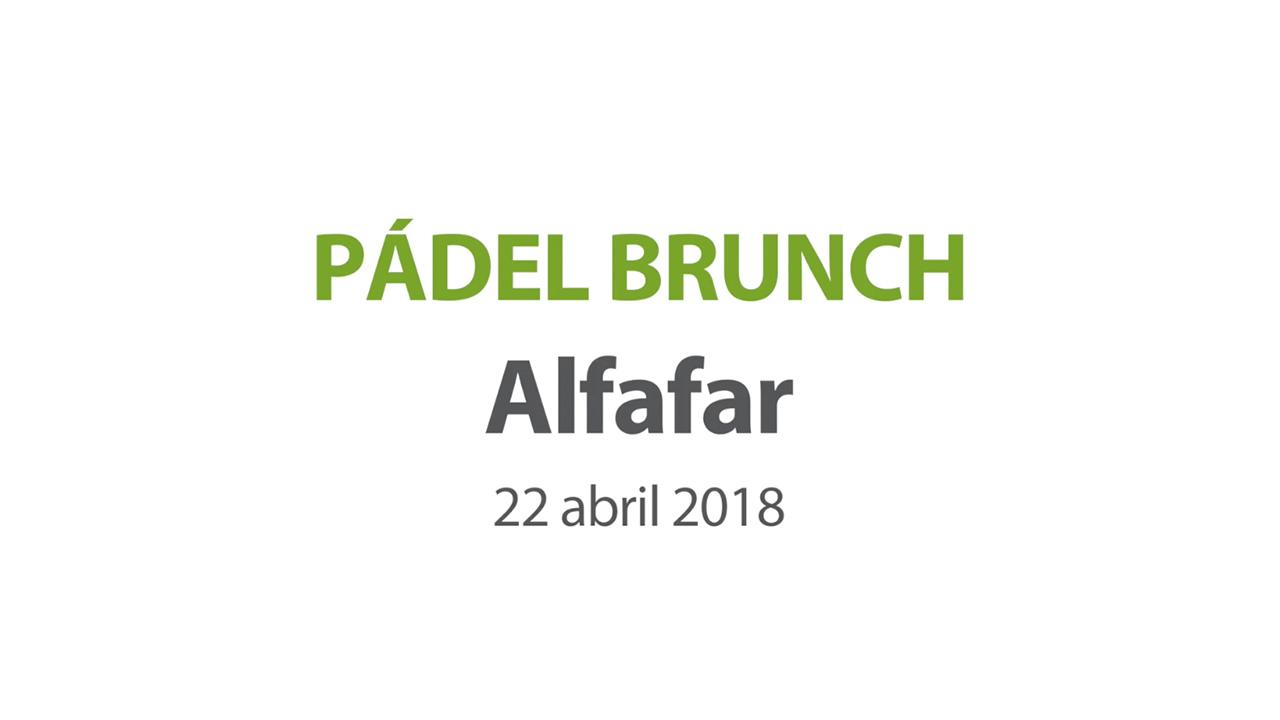 Padel Brunch SUMA Fitness Club Alfafar