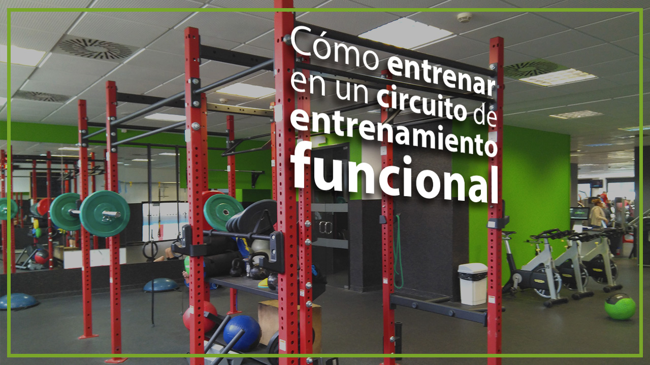 entrenar en un circuito de entrenamiento funcional