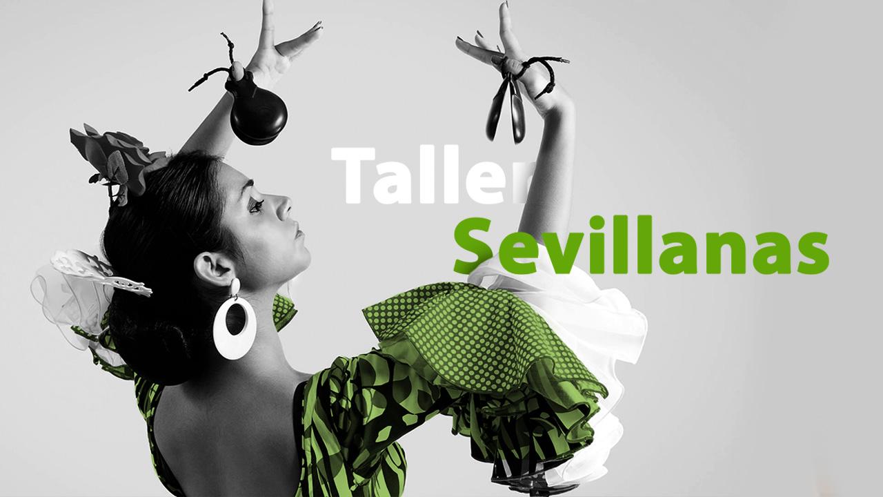 Taller de Sevillanas SUMA Fitness Club Alfafar