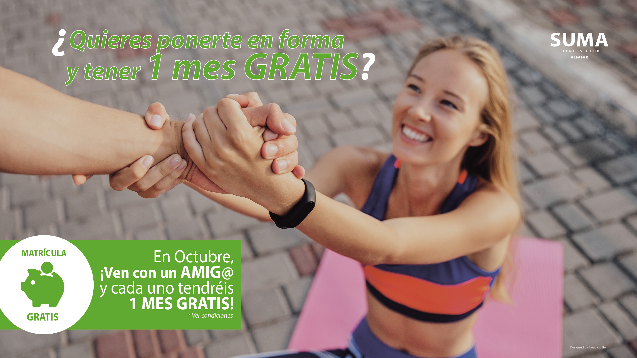 SUMA-Amigos-Oferta-Gimnasio-Valencia-SUMA-Alfafar