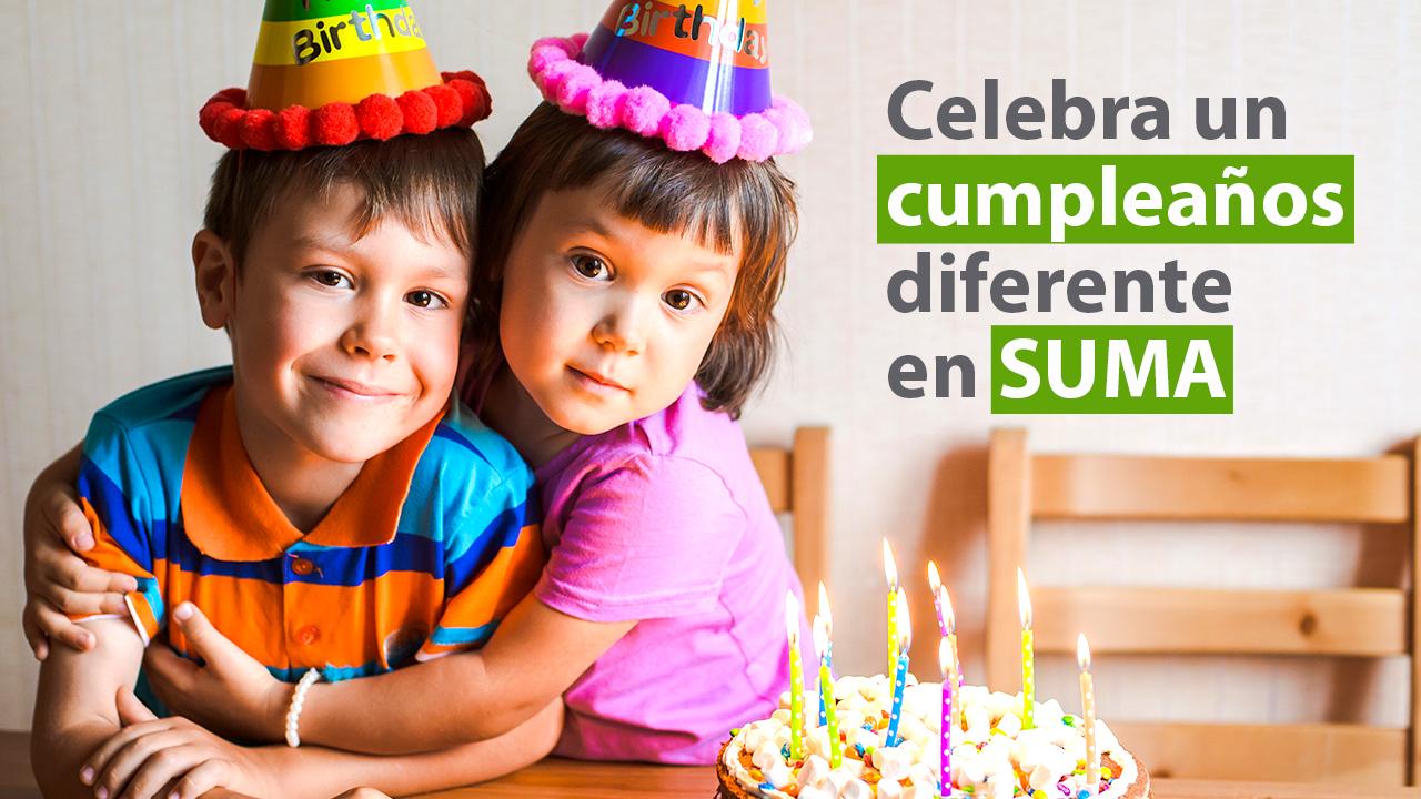 Cumpleaños infantiles Niños   SUMA Alfafar (Valencia)