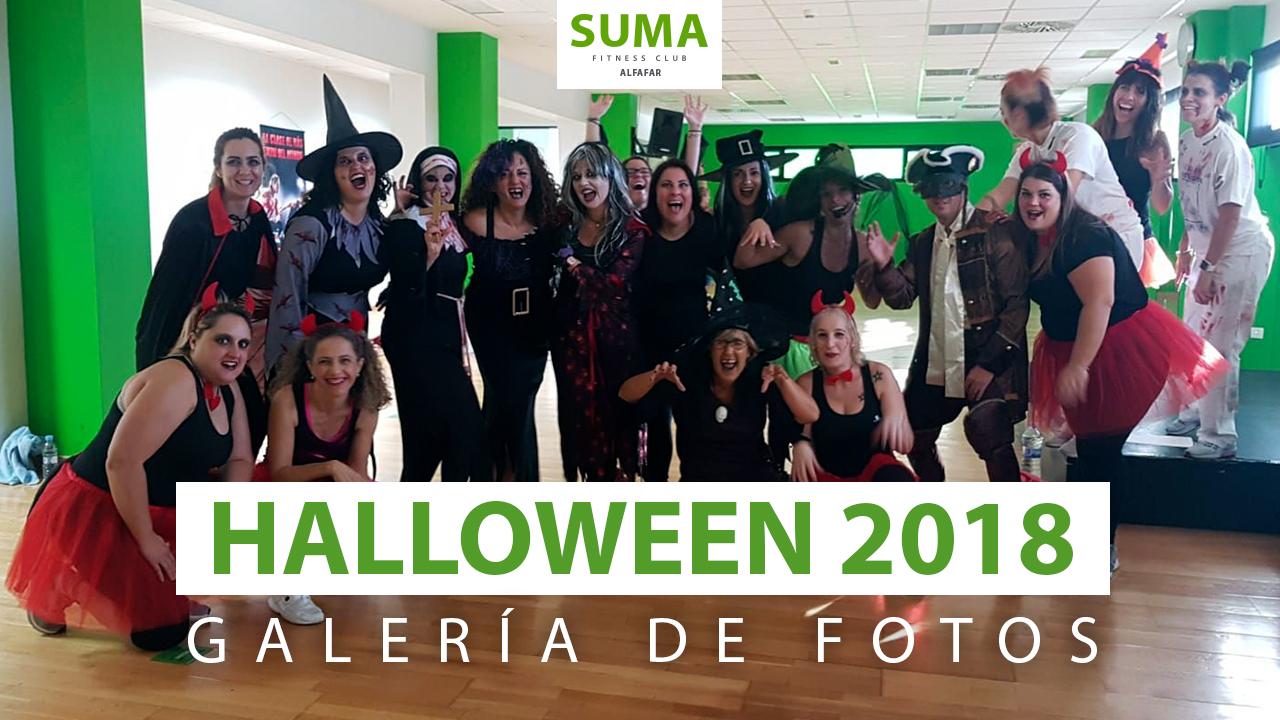Gimnasio Alfafar (Valencia) - SUMA Fitness Club - Halloween 2018