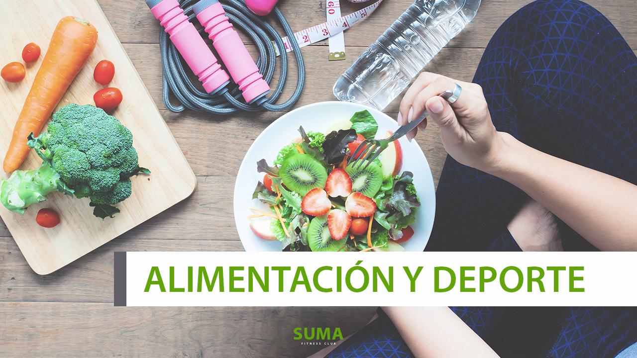 Alimentación y deporte para prevenir restriados | Gimnasio | SUMA Alfafar
