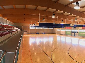 Pabellón Municipal | Gimnasio Alfafar | SUMA Fitness Club