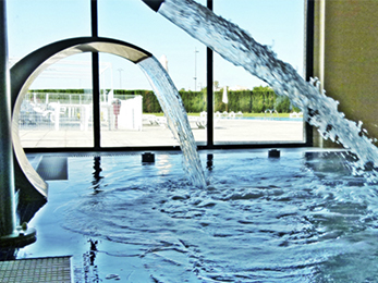 Spa | SUMA Fitness Club Alfafar