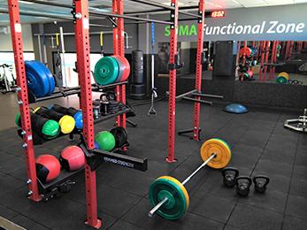 Zona Entrenamiento Funcional - Crossfit | Gimnasio Alfafar | SUMA Fitness Club