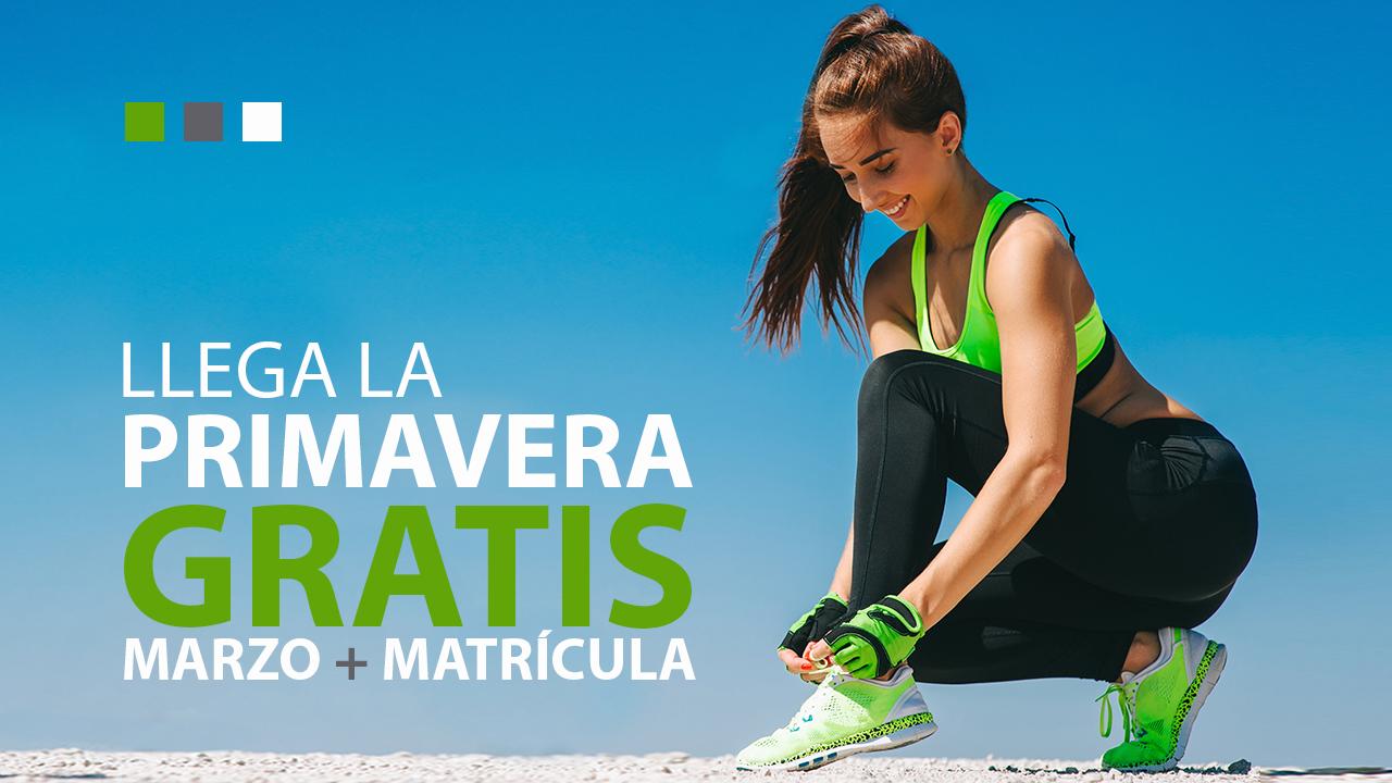 Promo Abril 2019 | Marzo y Matrícula ¡GRATIS! | SUMA Alfafar