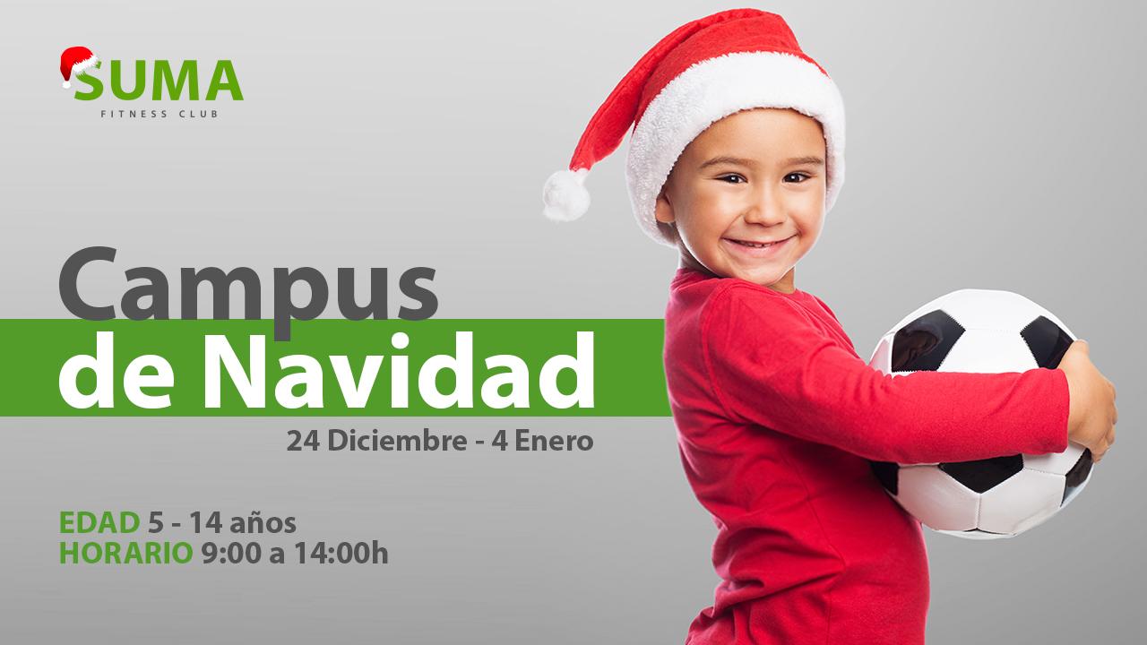 Campus Navidad 2018 | Valencia Alboraya Patacona | SUMA Fitness Club