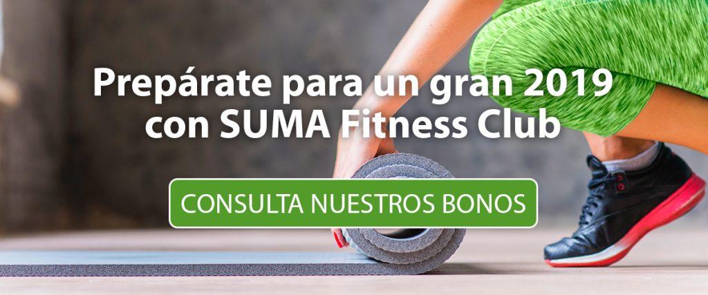 Bonos Mensuales | Gimnasio | Centro Deportivo | SUMA Fitness Club