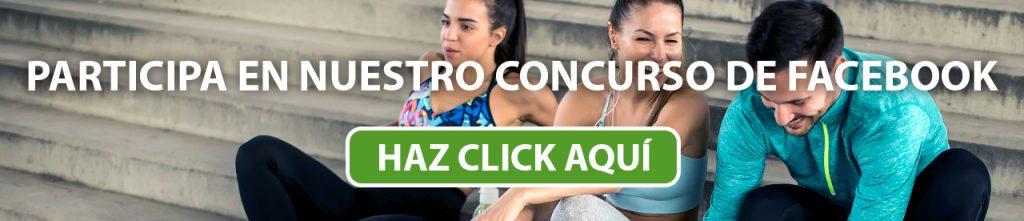 Concurso Facebook | Gana 1 mes GRATIS | SUMA Fitness Club