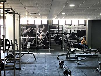 Zona Peso Libre | Gimnasio Valencia | SUMA Fitness Club Patacona