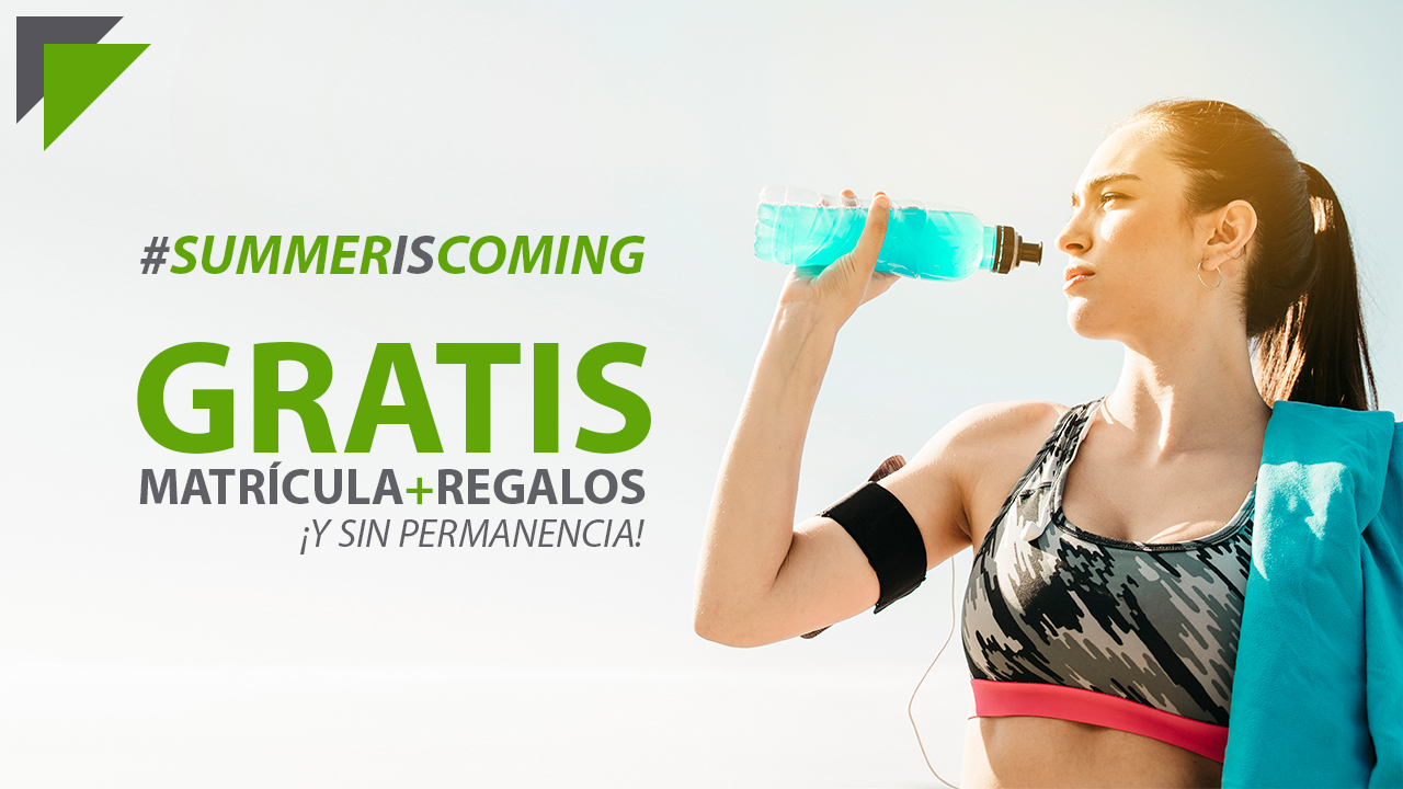 Gimnasio Valencia | Promo Oferta Mayo | SUMA Fitness Club Patacona