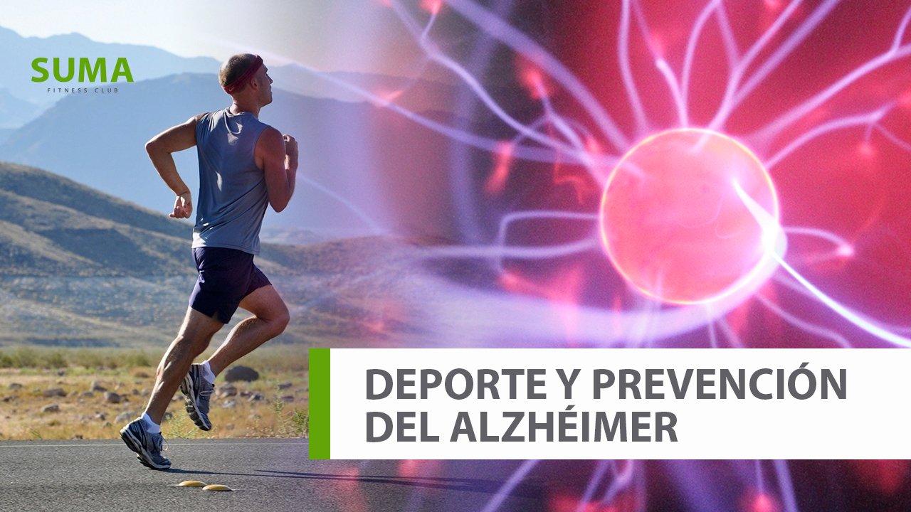 Deporte y prevención de Alzhéimer | Gimnasio Castellón | SUMA Fitness Club Rafalafena