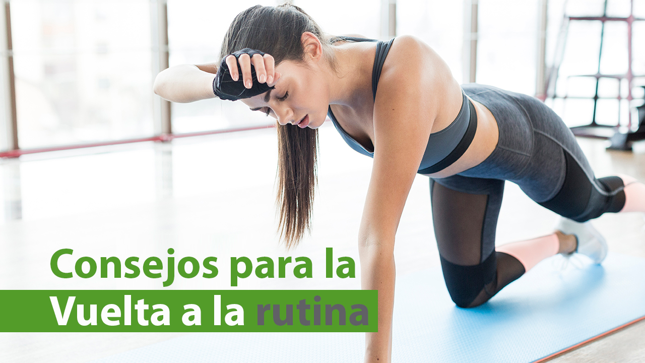 Vuelta a la rutina | Gimnasio Castellón | SUMA Fitness Club Rafalafena