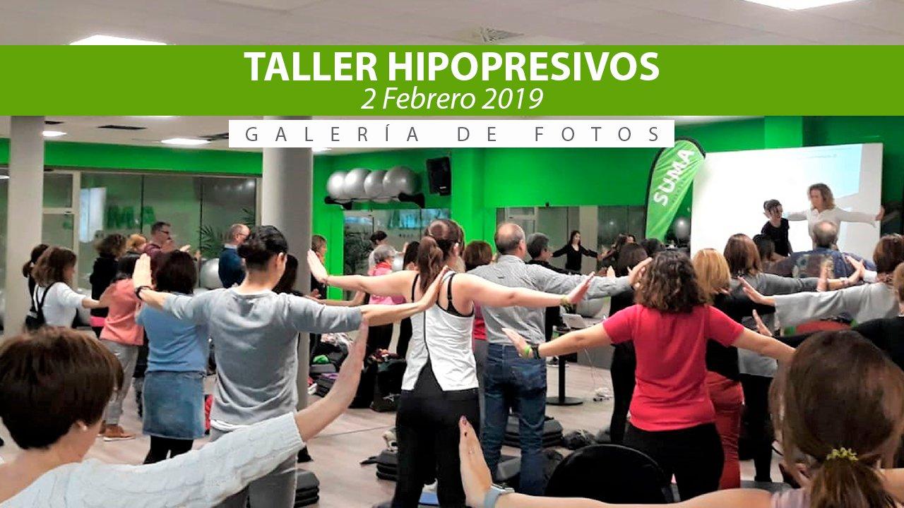 Gimnasio Castellón | Taller Hipopresivos | SUMA Fitness Club