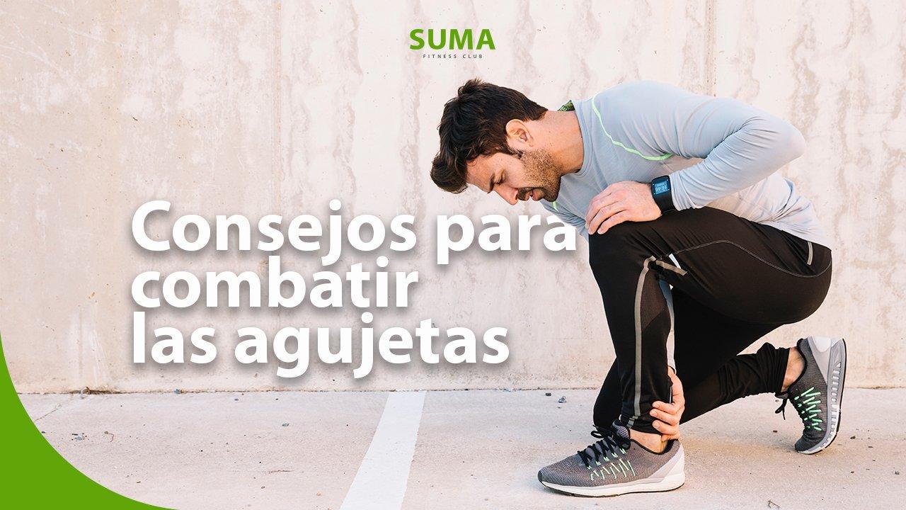 Consejos para combatir las agujetas | SUMA Fitness Club